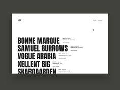 II.XXII ™ - typography condensed