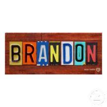 brandon_license_plate_letter_name_sign_poster-r1f9f15ef1147453b937e6a73bba98b0b_vs6k0_8byvr_216.jpg (216×216)
