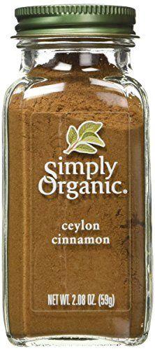 Simply Organic Ground Cinnamon, 2.08 Ounce Simply Organic https://www.amazon.com/dp/B00ZK8YIXW/ref=cm_sw_r_pi_dp_x_D8P4yb5N8J5QJ