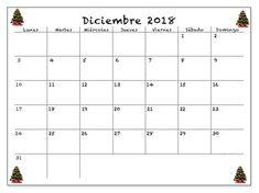 Calendario Diciembre 2018 Chile.13 Best Calendario 2018 Diciembre Para Imprimir Images