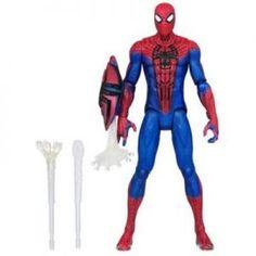 Amazing Spiderman Action Figure! pentru detalii intra aici:  http://www.timmi-jucarii.ro/jucarii/figurine/action-figures-super-eroi/figurina-spiderman-cu-lumini-si-sunete