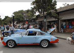1968 Porsche 911 TR Image