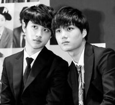 Do Kyung Soo & Kim Jong In (Kai)