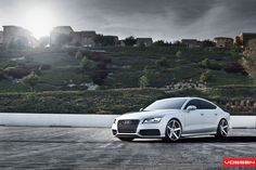 Vossen Wheels - Audi A7