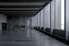 FR, Rodez, Soulages Museum. Architect RCR, 2014.