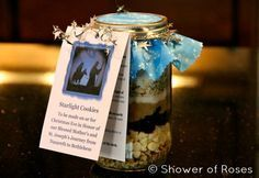 I'm not Catholic but I LOVE this idea! :) Starlight Cookies for Christmas Eve