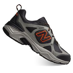 New Balance 481 Men's Trail Running Shoes, Size: medium (10.5), Med Grey