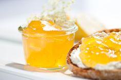 Fantasztikus, citromos, házi bodzavirágdzsem, ahogy a nagyi tanította