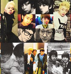 Zico&Taewoon | kpop - mostly BigBang | Pinterest | Kpop ...