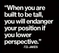 """Some Great Nuggets from TD JAKES LIFE CLASS… """"Giraffes eat from the tops of the trees not from the grass. When you're pregnant with destiny you're hungry for a level you don't even have yet. Daily Quotes, Great Quotes, Quotes To Live By, Me Quotes, Inspirational Quotes, Td Jakes Quotes, Counseling Quotes, Important Life Lessons, Encouragement Quotes"""