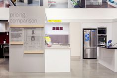 usa stores snusa flagship design snaidero kitchen showrooms modern la
