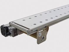 Montech frequently develops application-specific solutions for customers. Recently we built a magnetic conveyor for metal parts. Montage, English, Exceed, Rollers, German, Packing, Tech, Transportation, Magnets