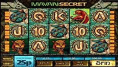 Try out this 5 reel 25 payline slot to discover the never before told secret stories about the Mayan #ruins and also get a chance to unearth all their #secret treasures.  This is a story based on the ancient community of the #Mayan.  The game is developed by #MultiSlot and it comes with great graphics featuring symbols that are synonymous with the Mayan #tribe.