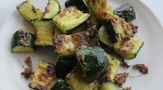 Roasted Parmesan Zucchini : Recipes : do it Delicious