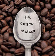 Its Coffee OClock | techlovedesign.com