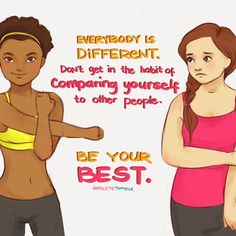 1-+don't+compare+yourself.jpg (500×500)