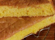 Nagyon hasznos, ha megtanulunk jó piskótát sütni, mert nagyon sokféleképpen felhasználható a tortáktól a legkülönfélébb süteményekig. Ráadásul Hot Dog Buns, Sandwiches, Cheesecake, Sweets, Bread, Cookies, Baking, Recipes, Food