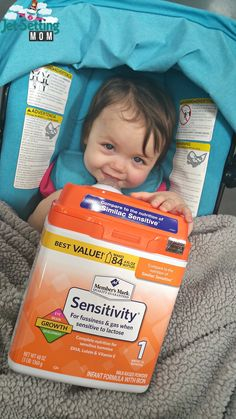 #ad Giving the best to your baby with Member's Mark Advantage Infant Formula MembersMarkAdvantage - Jet Setting Mom