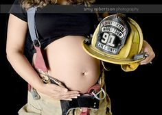 baby firefighter clothing | Amy Robertson Photography: Firefighter Bunker Gear (one more from SIL ...