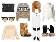 Après-Ski Style: What to Wear After Hitting the Slopes #ski #skistyle