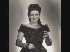 """Mimi Coertse sings """"Nel cor piu non mi sento"""" by Paisiello. Mimi Coertse made her debut in January 1955 as the """"First Flower Girl"""" in Wagner's Parsifa. Opera Singers, South Africa, Singing, Female, History, Youtube, Historia"""