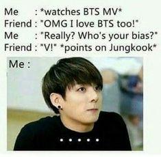 k-pop memes - bts - Page 2 - Wattpad Bts Jungkook, Bts E Got7, Bts Selca, Bts Mv, Namjoon, Bts Memes Hilarious, Bts Funny Videos, K Pop, Bts Instagram