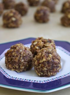 Ancient Egyptian Tigernut Sweets via http://beyondthebite4life.blogspot.com/2015/03/autoimmune-paleo-tigernut-sweets.html