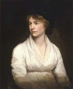Today in 1759 British writer & founding feminist philosopher Mary Wollstonecraft was born. (via @A Mighty Girl). During her brief career, she wrote novels, treatises, a travel narrative, a history of the French Revolution, a conduct book, and a children's book. Wollstonecraft is best known for A Vindication of the Rights of Woman (1792), in which she argues that women are not naturally inferior to men, but appear to be only because they lack education.