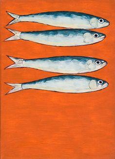 high tide sardine by filipa oliveira for bordallo pinheiro artist