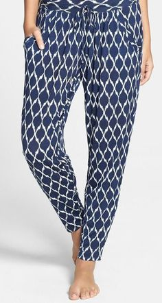 Get your lounge on| via Nordstrom  Robin Piccone 'Java' Cover Up Pants.