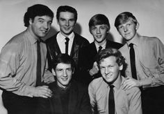 The Truro based pop group that became known as The Reaction was founded during late 1964, with a very young Roger Taylor - before the band Queen was formed.