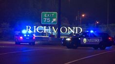Private Officer Breaking News: Two killed, one injured when shots fired into vehicle on I-95 in Richmond (Richmond VA May 15 2017) 2017 Nissan was traveling on I-95 north bound when a newer model white, four-door sedan pulled up next to it on the driver's side and someone fired shots into the Nissan. There were seven occupants in the Nissan. The driver, an adult female, died at the scene. A female passenger was transported to VCU Medical Center where she died. A male passenger was in…