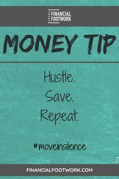 Every. Single. Day! #motivationalquote #successquote #quote #money #finance #financetips #financequotes #personalfinance Money Planner, Goals Planner, Budget Planner, Financial Tips, Financial Literacy, Financial Planning, Save Save, Travel Money, Money Quotes