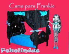 Muebles pekelindas para monster high y barbie