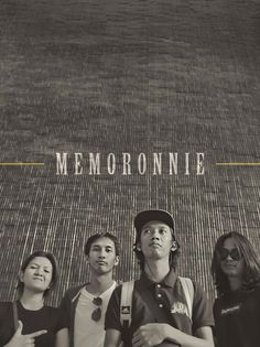 Memoronnie is an indie rock band based in Cagayan de Oro city. Lyrics And Chords, Biography, Rock Bands, Indie, Artists, Album, Songs, City, Movies