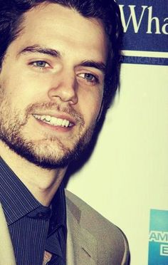 Henry Cavill, you the guy in Tudors. Wow wow thst smile can kill an angel!!!