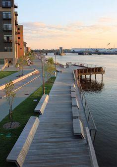 CityDeck   Green Bay USA   Stoss Landscape Urbanism