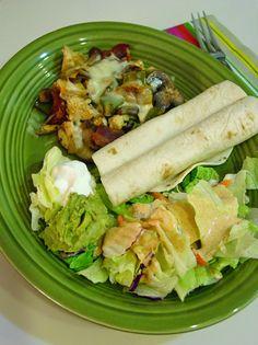 Alambre Chicken Tacos