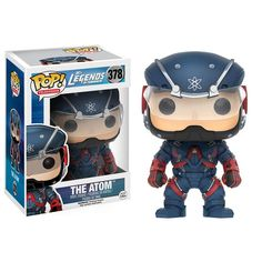 This stylized figure portrays Atom from the popular CW Television Series DC's Legends of Tomorrow . This DC Pop! Vinyl…