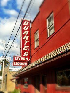 duarte's tavern Pescadero, California  I've heard their artichoke soup is fabulous.