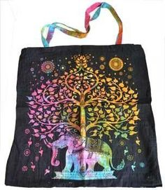 """I've been looking all over for this 18"""" X 18"""" Elephan...!  So happy to have it in our store! http://witchesgrass.com/products/18-x-18-elephant-tote-bag?utm_campaign=social_autopilot&utm_source=pin&utm_medium=pin"""