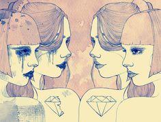 Mirror by evyallen.deviantart.com on @deviantART