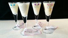 Mini Cocktail Shots... yum! www.blissstix.com