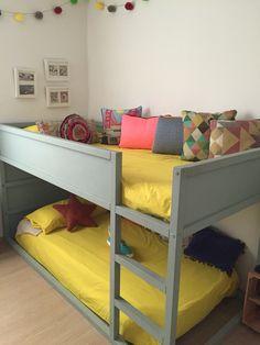 Ikea Hack. Kura bed More