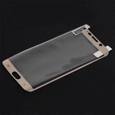 Samsung Galaxy S6 Edge Plus Premium Full Coverage Curved Pet Color Borader Screen Protector #PH-SPSAMS6EP-FCC