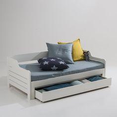 Imagem Sofá-cama extensível, gaveta, estrado, Grimsby La Redoute Interieurs