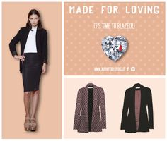 Made For Loving Blazer Must Have Spring Summer