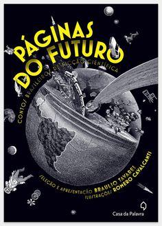 Páginas do futuro / Páginas de sombra / Laboratório Secreto Design Studio