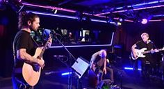 Biffy Clyro popped by for Live Lounge Month so we challenged their arty skills