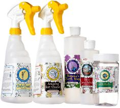 natural-cleaning-products by Ngai's portfolio, via Flickr - Ver também esse site: http://www.centrovegetariano.org/Article-57-Produtos%2Bde%2Blimpeza%2Balternativos.html